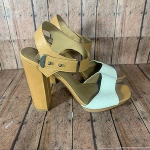 Dolce Vita Chunky Heels Size 9